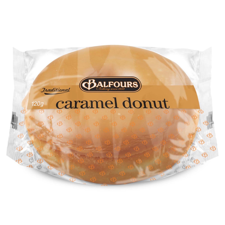 Balfours Donut Caramel, 120 Gram
