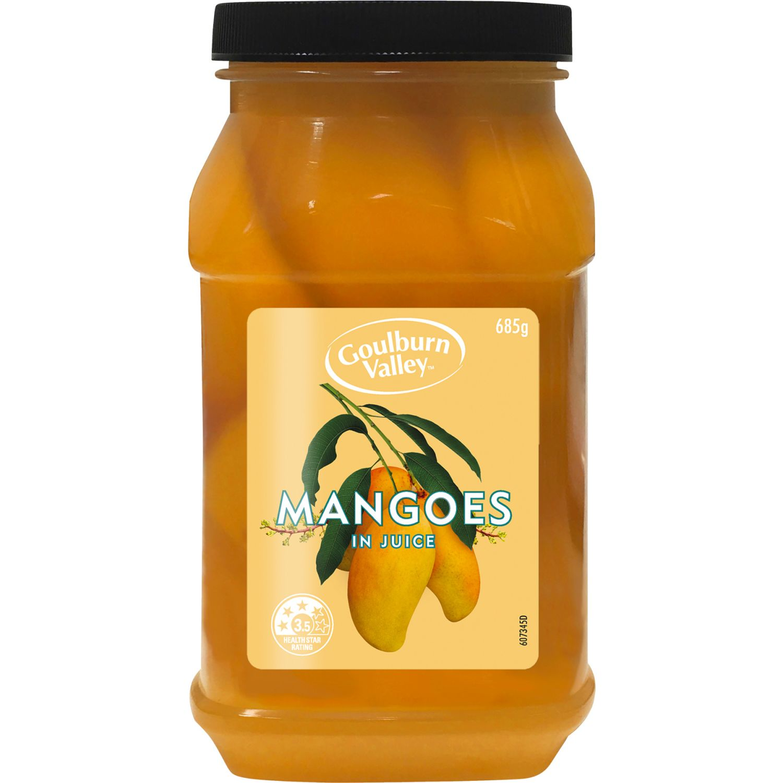 Goulburn Valley Mango, 685 Gram