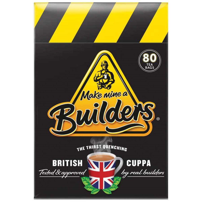 Builders Tea, 80 Each