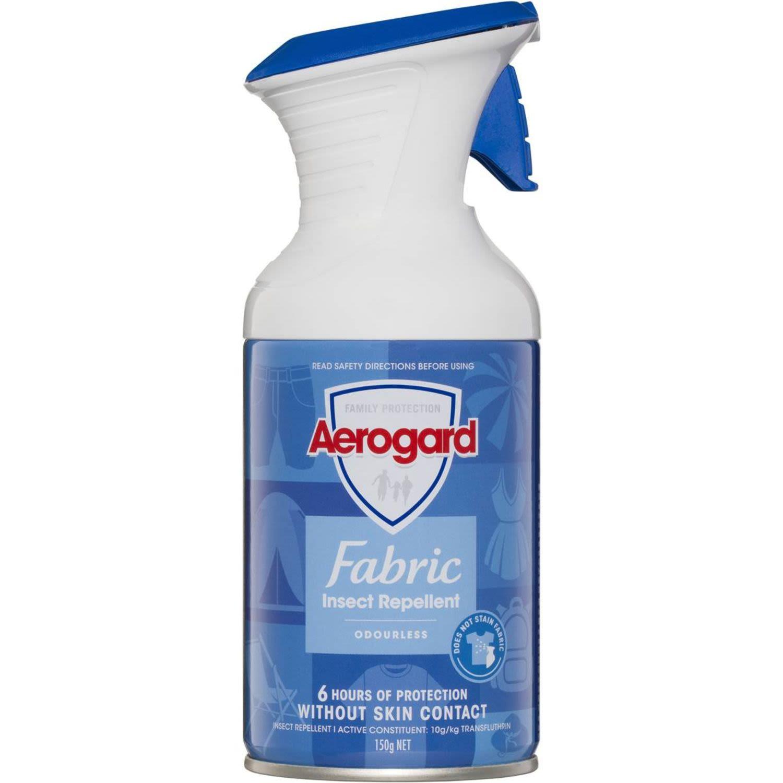 Aerogard Fabric Insect Repellent Odourless, 150 Gram
