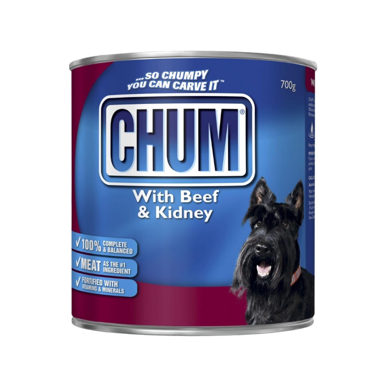 Chum Beef & Kidney, 700 Gram