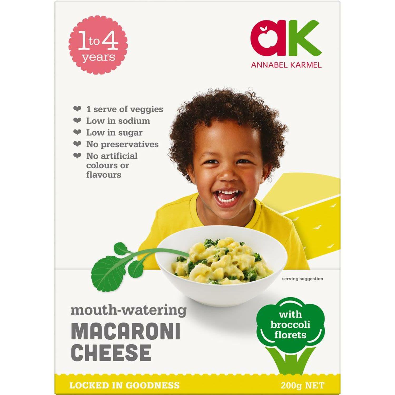 Annabel Karmel Macaroni & Cheese, 200 Gram