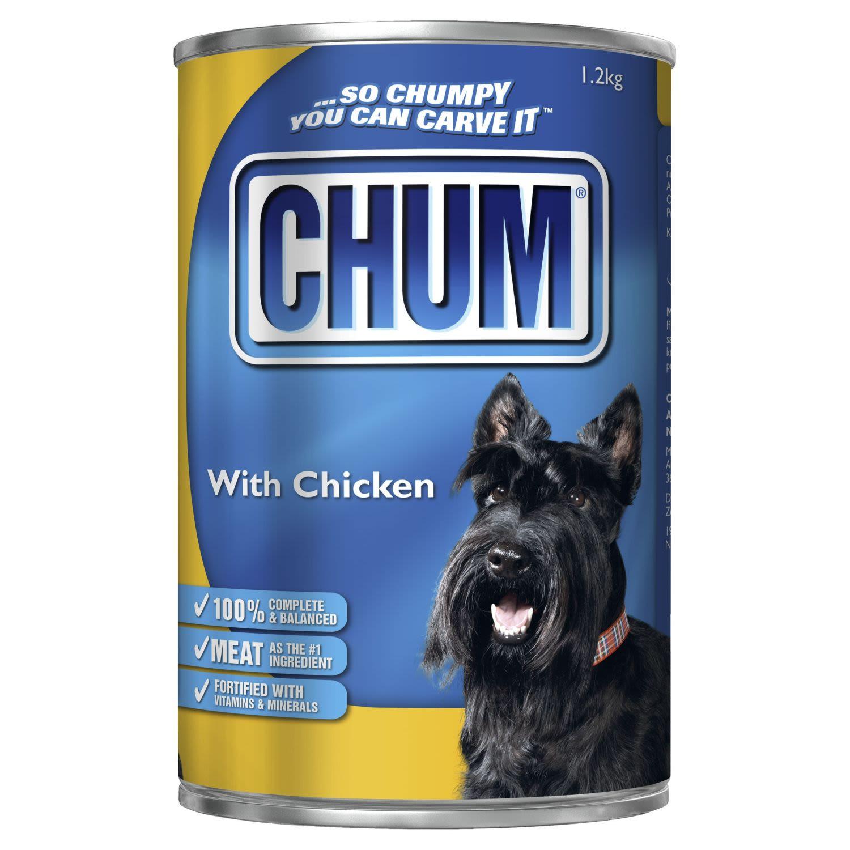Chum with Chicken , 1.2 Kilogram