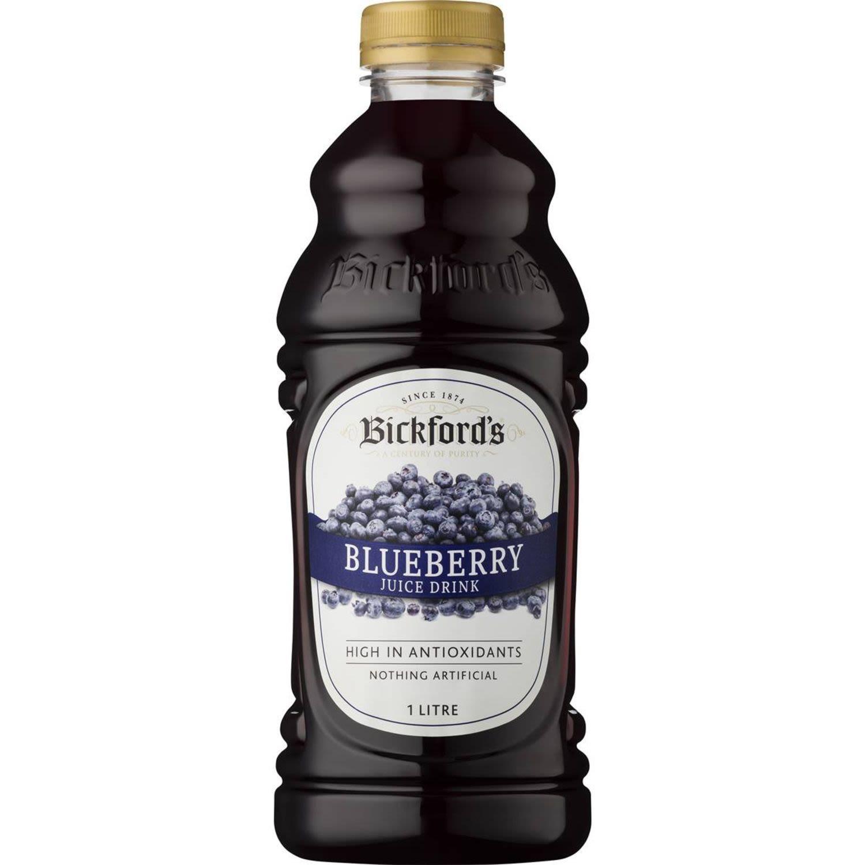 Bickford's Blueberry Juice Drink, 1 Litre