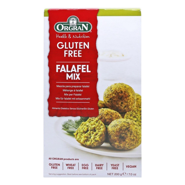 Orgran Falafel Mix, 200 Gram
