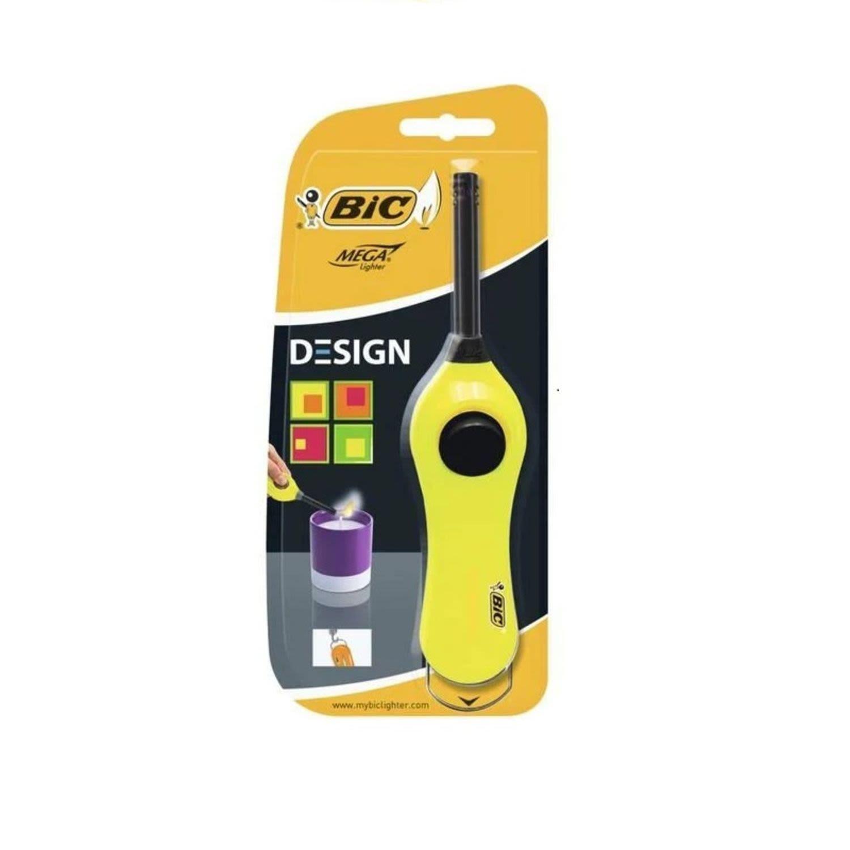 BIC Lighter Mega Lighter U140, 1 Each
