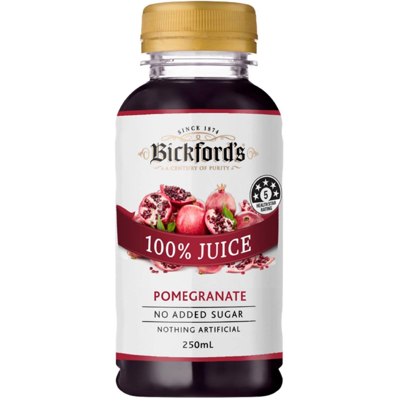 Bickford's Pomegranate Juice, 250 Millilitre
