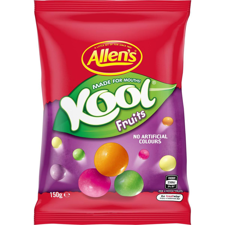 Allen's Kool Fruits, 150 Gram