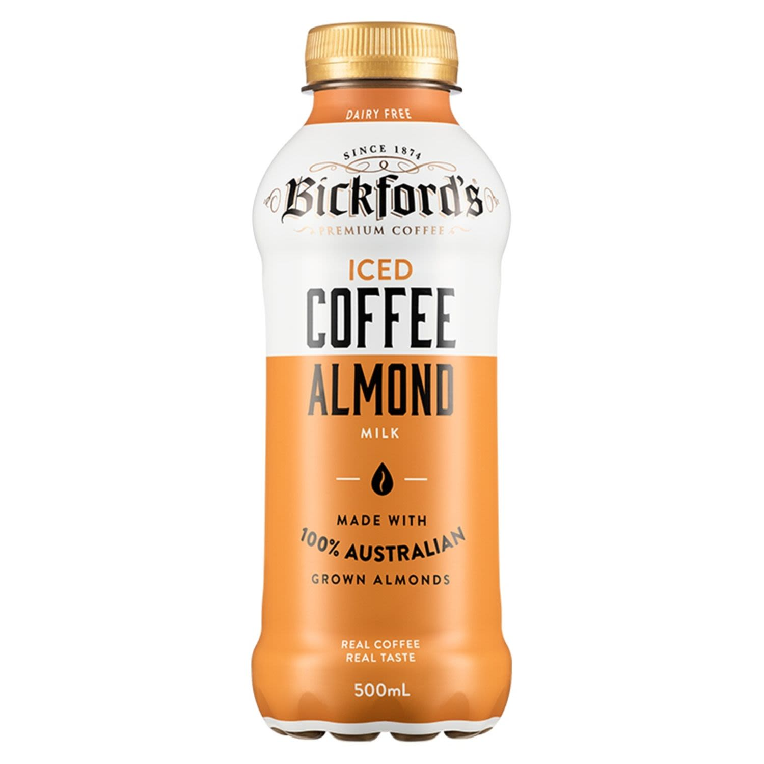 Bickford's Iced Coffee Almond, 500 Millilitre