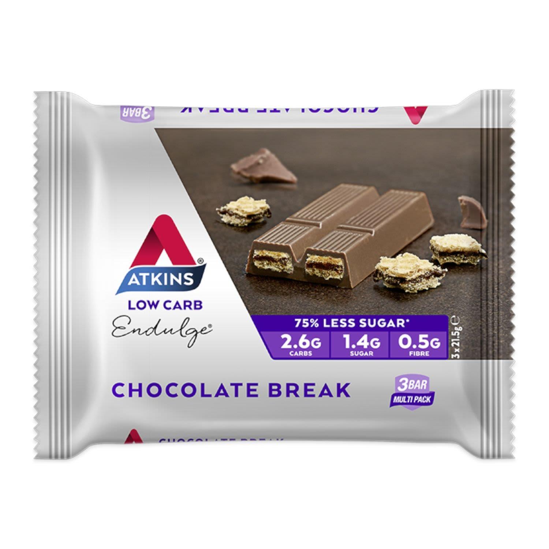 Atkins Endulge Chocolate Break, 64.5 Gram