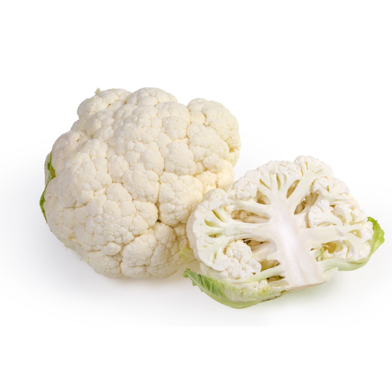 Cauliflower Half, 1 Each
