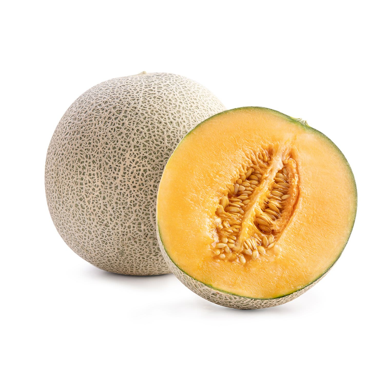 Rockmelon Half, 1 Each