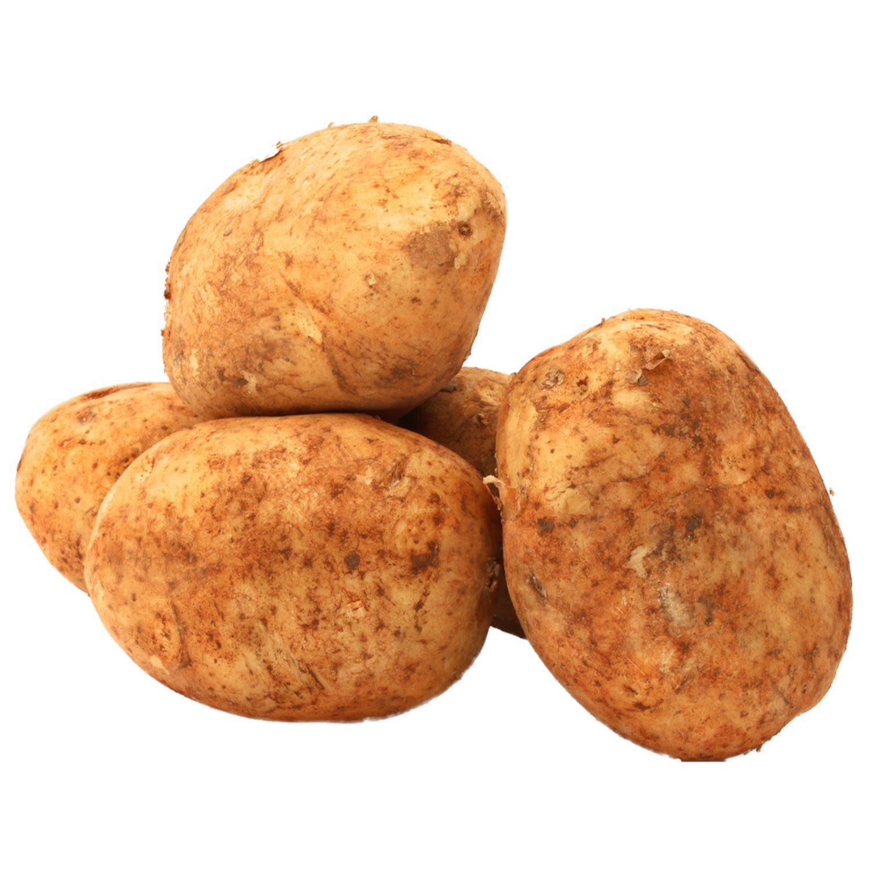 Brushed Potatoes 2kg, 1 Each