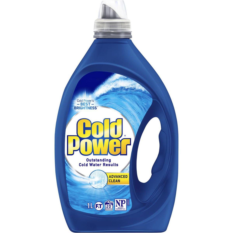 Cold Power Advanced Clean, 1 Litre