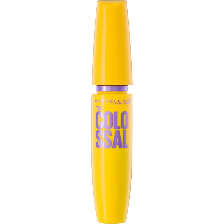 Maybelline Colossal Volumizing Mascara- Glam Black, 9.2 Millilitre