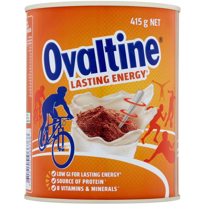 Ovaltine Chocolate Lasting Energy, 415 Gram