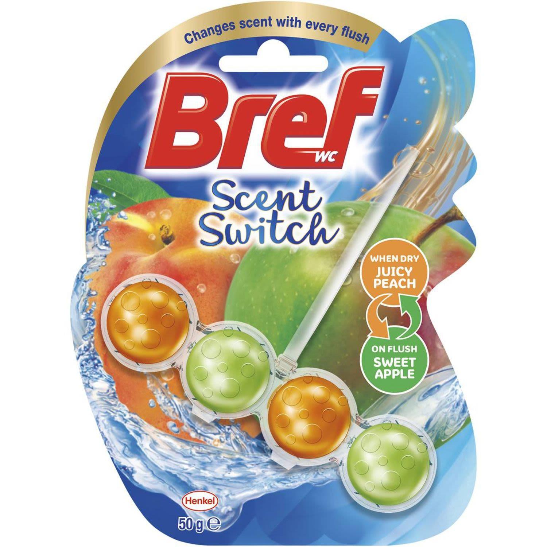 Bref Scent Switch Juicy Peach & Sweet Apple, 50 Gram