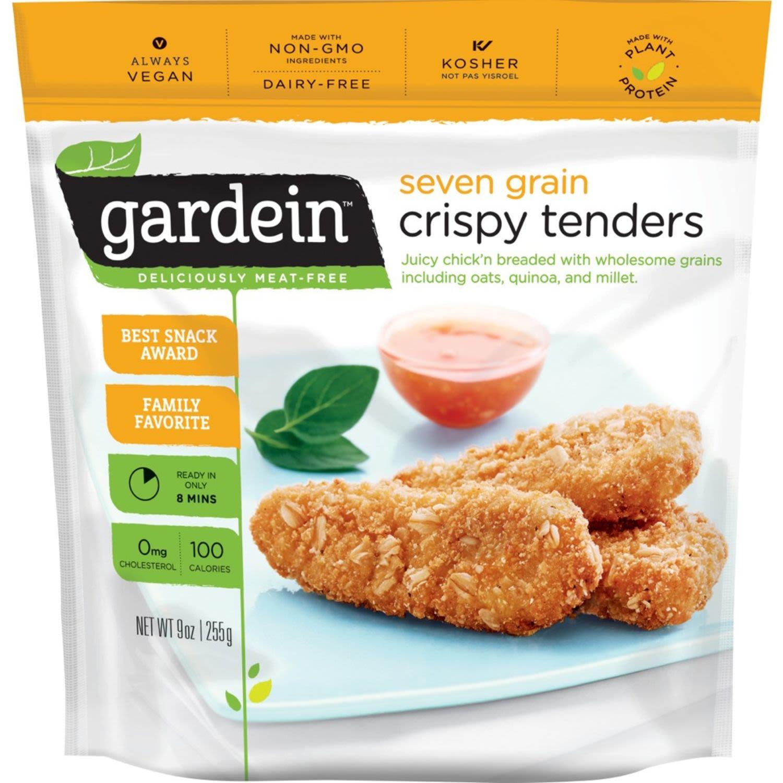 Gardein Seven Grain Crispy Tenders, 255 Gram