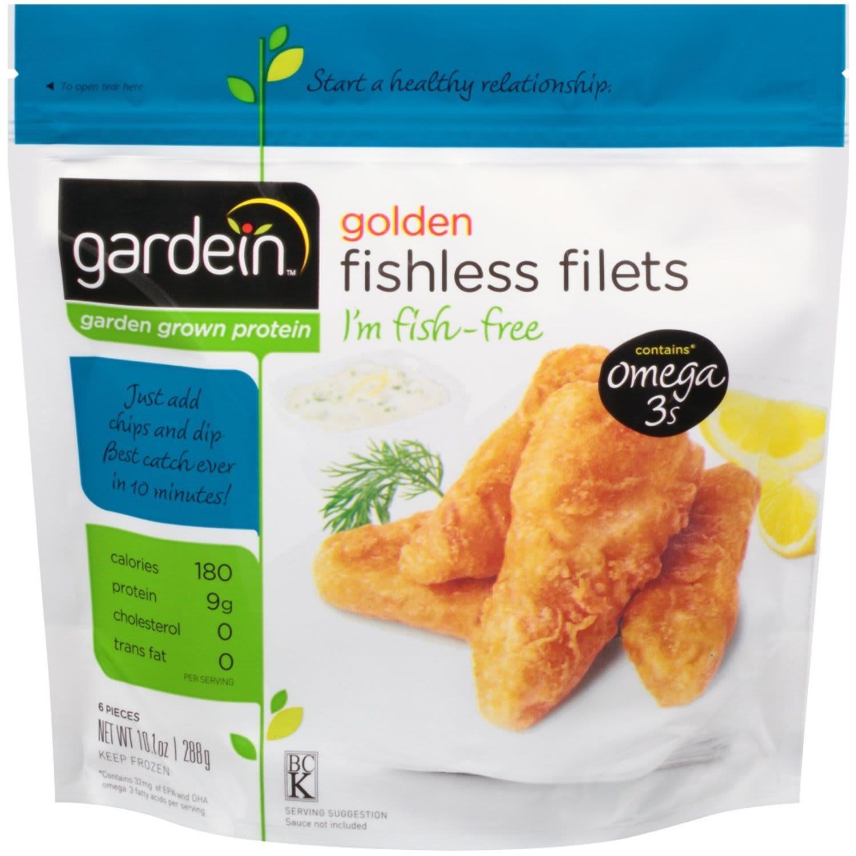Gardein Fishless Filet's, 288 Gram