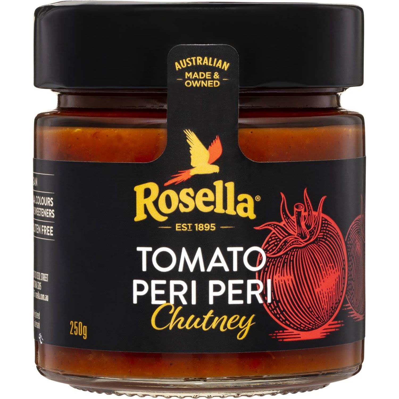 Rosella Tomato Peri Peri Chutney, 250 Gram
