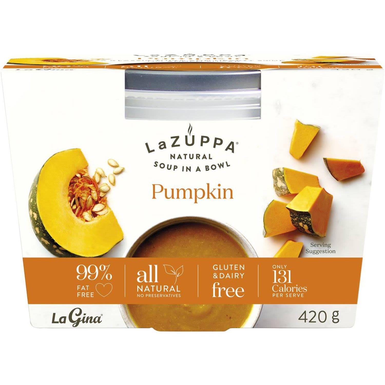 La Zuppa Microwave Soup Pumpkin , 420 Gram