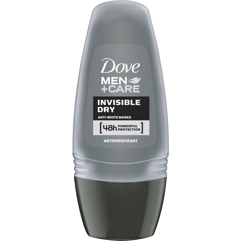 Dove Men Antiperspirant Aerosol Deodorant Invisible Dry, 50 Millilitre