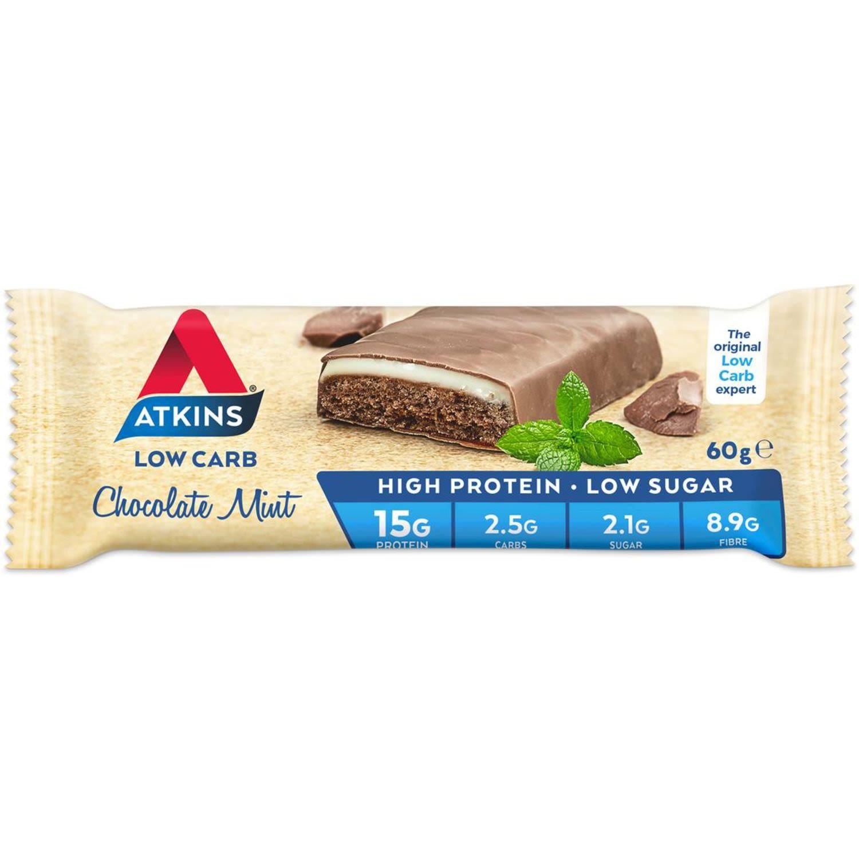 Atkins Advantage Bar Chocolate & Mint, 60 Gram