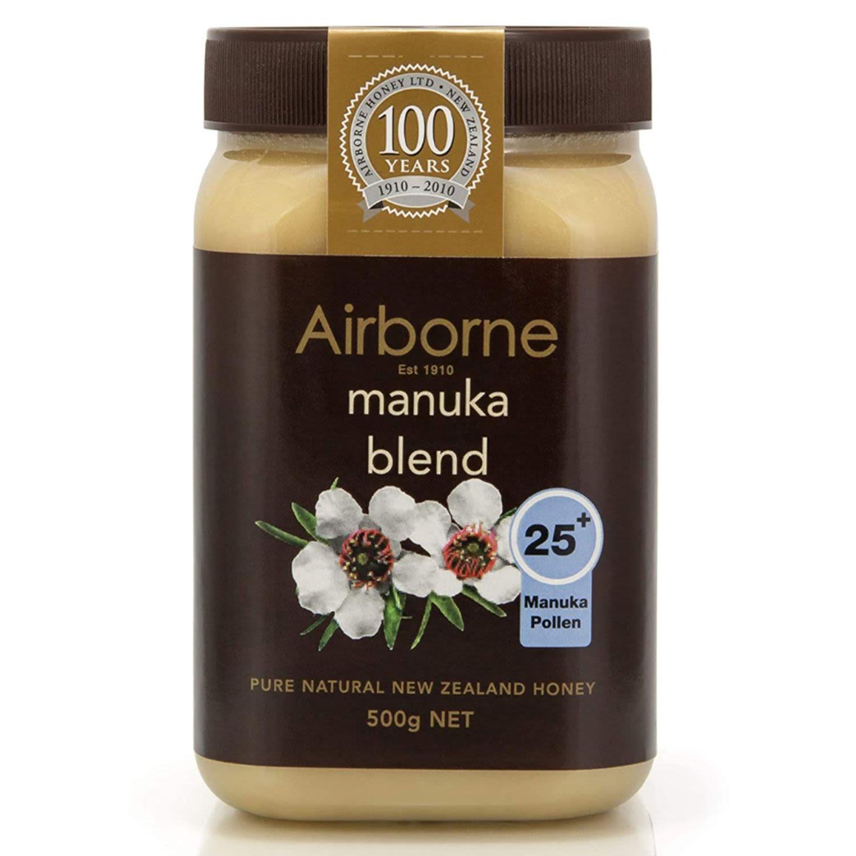 Airborne Honey Manuka 25+, 500 Gram