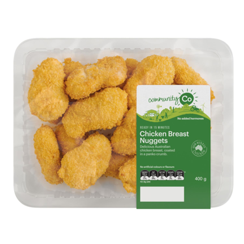 Community Co Chicken Nuggets, 400 Gram