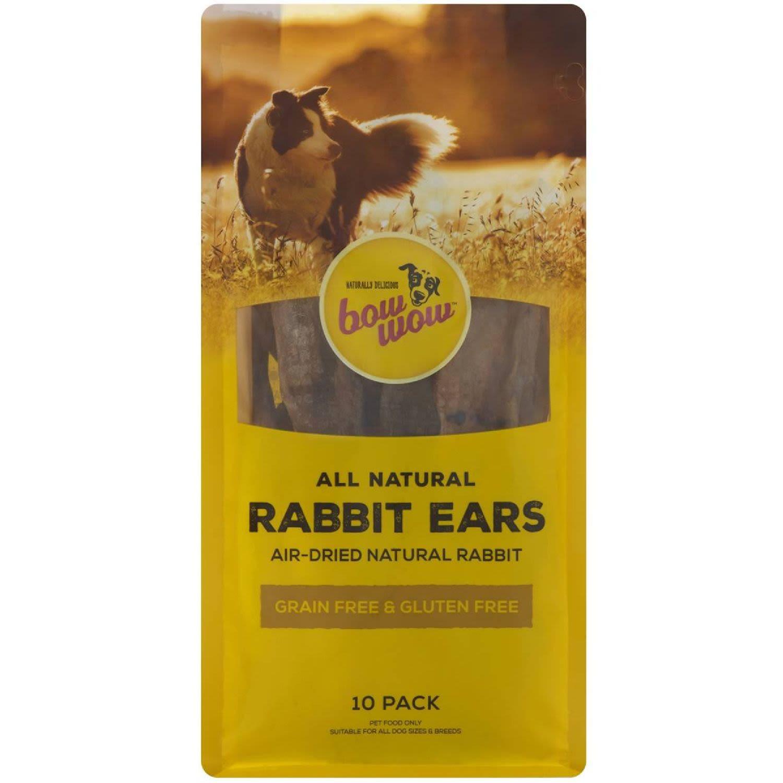 Bow Wow Rabbit Ears , 10 Each