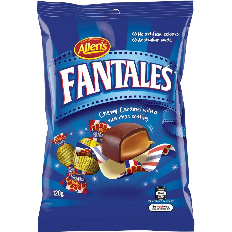 Allen's Fantales, 120 Gram