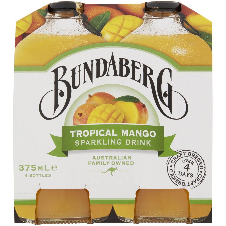 Bundaberg Tropical Mango, 4 Each