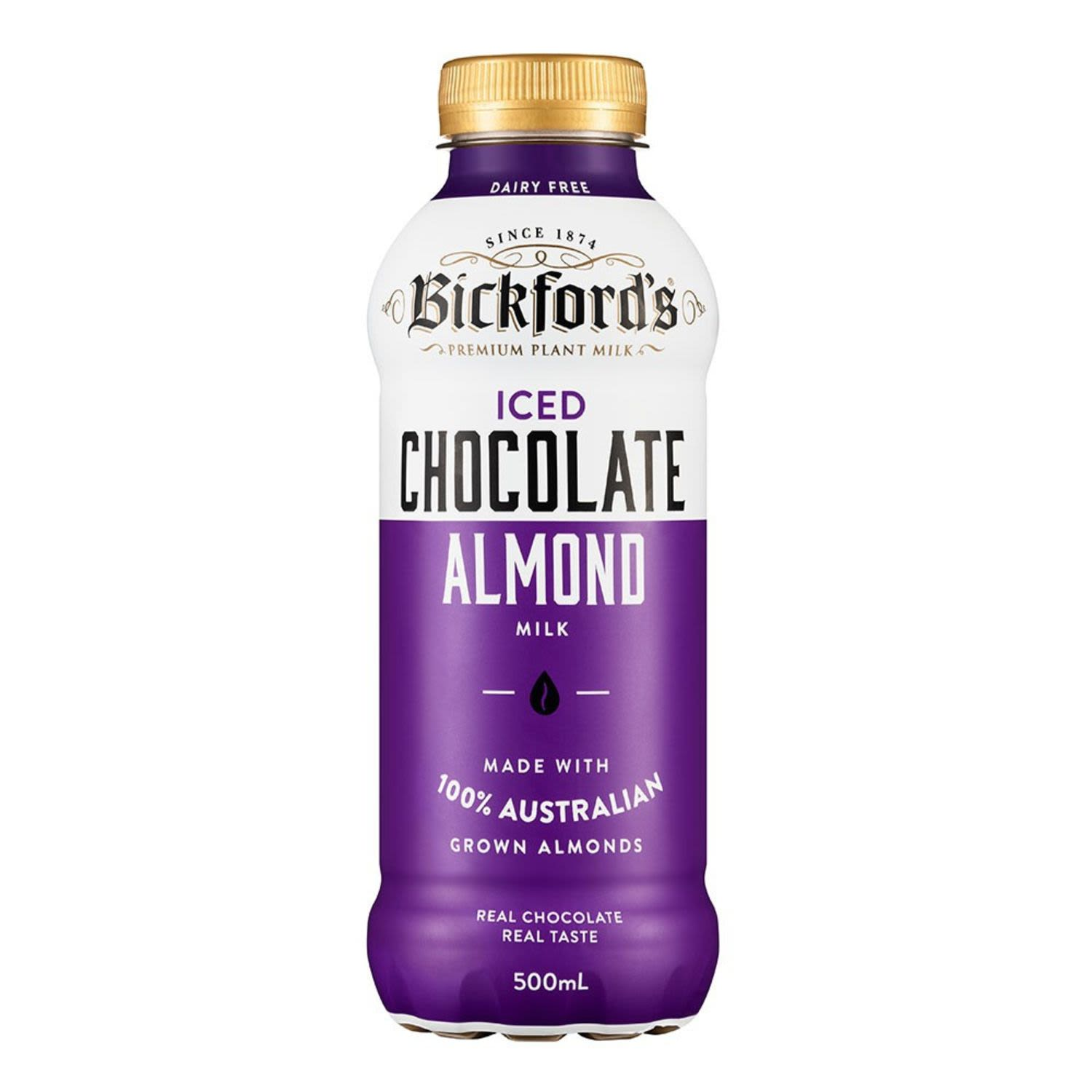 Bickford's Iced Chocolate Almond, 500 Millilitre