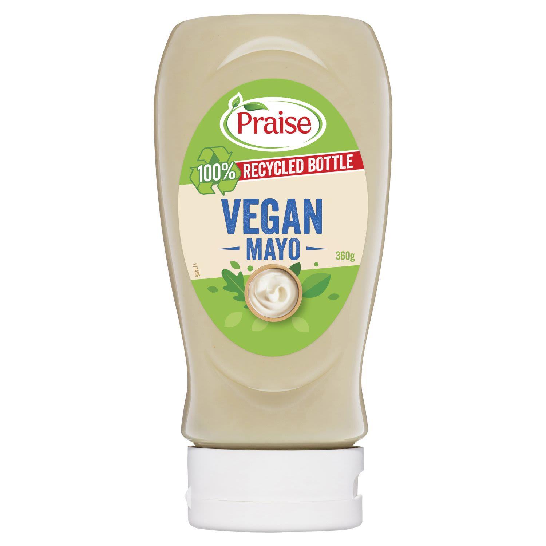 Praise Vegan Mayo, 360 Gram