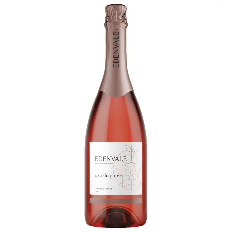 Edenvale Sparkling Rose Non Alcoholic, 750 Millilitre