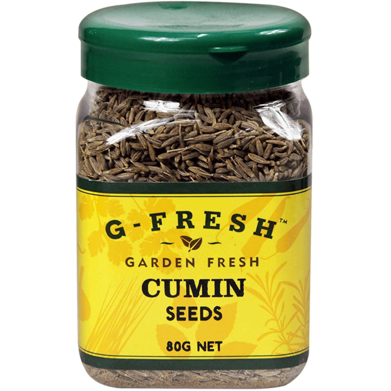 G-Fresh Cumin Seeds, 80 Gram