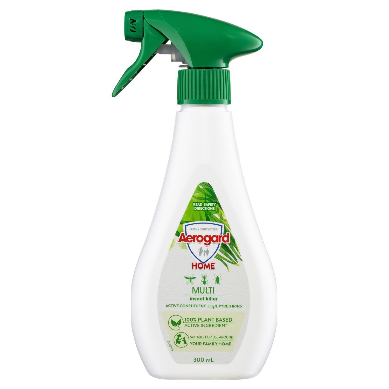 Aerogard Home Multi Insect Killer Spray, 300 Millilitre
