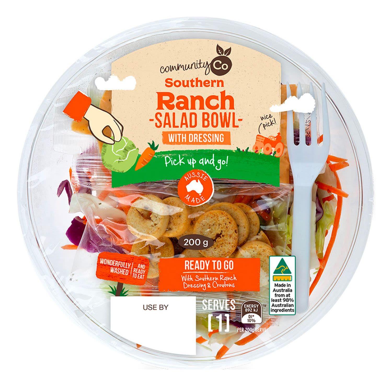Community Co Ranch Salad Bowl, 200 Gram