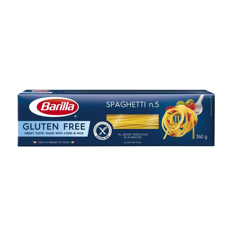 Barilla Spaghetti Gluten Free, 340 Gram
