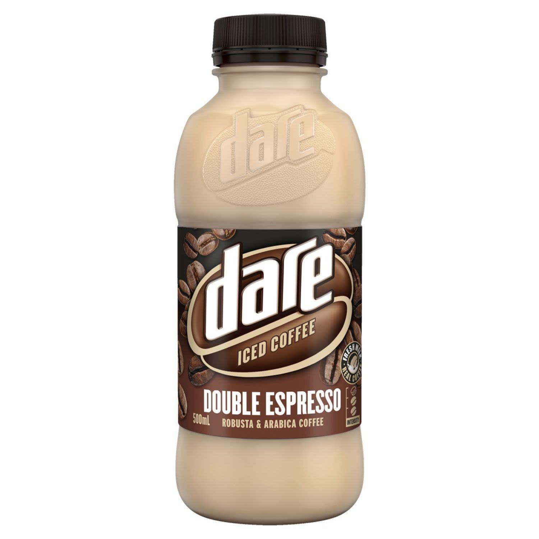 Dare Iced Coffee Double Espresso, 500 Millilitre