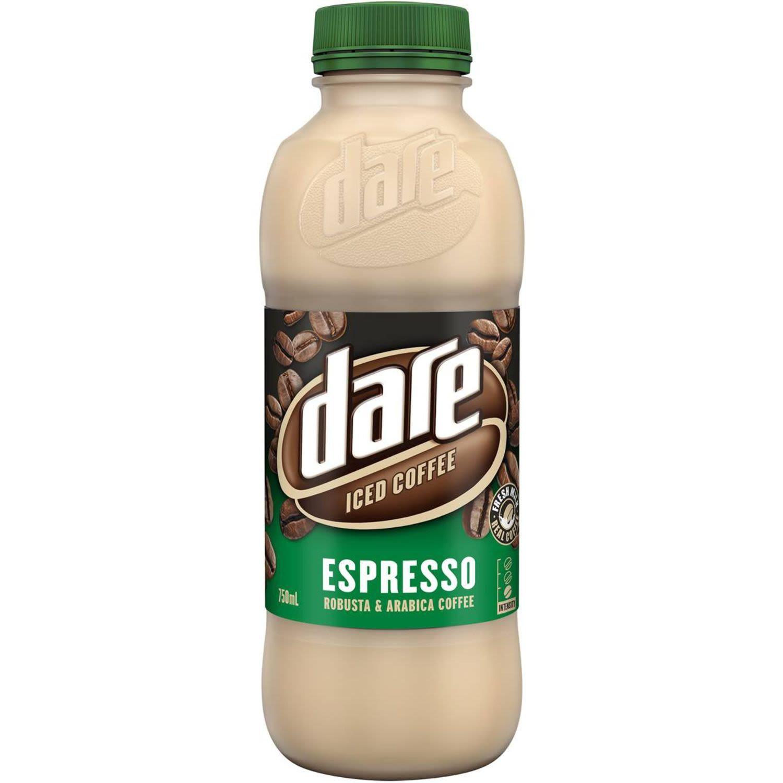 Dare Espresso Iced Coffee, 750 Millilitre