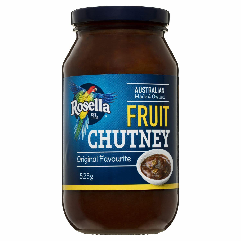 Rosella Fruit Chutney, 525 Gram