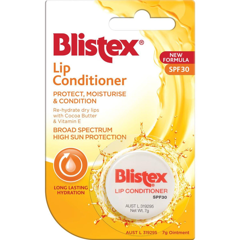Blistex Lip Conditioner SPF 30, 7 Gram