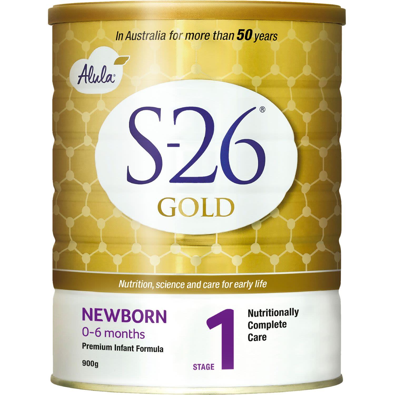 S-26 Gold Alula Newborn 0 -6 Months, 900 Gram