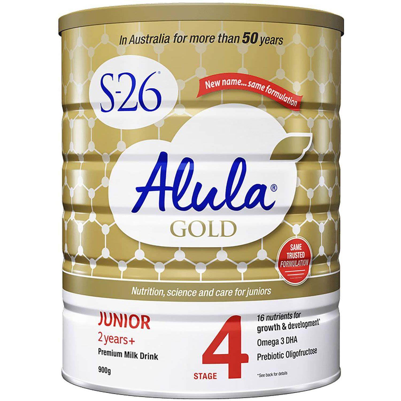 S-26 Gold Alula Junior 2 Years +, 900 Gram