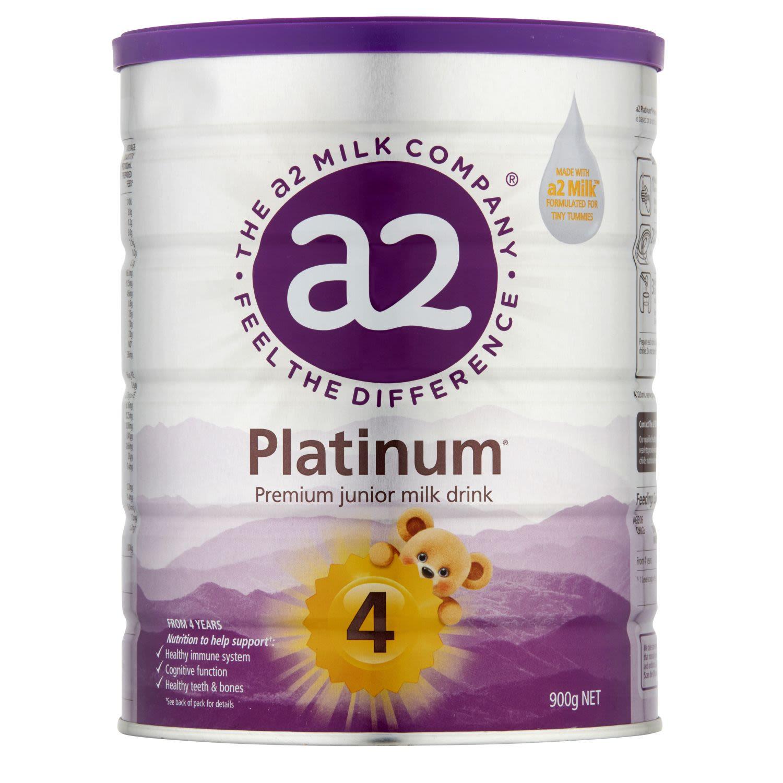 A2 Platinum Premium Junior Milk Drink Stage 4 From 3 Years+, 900 Gram