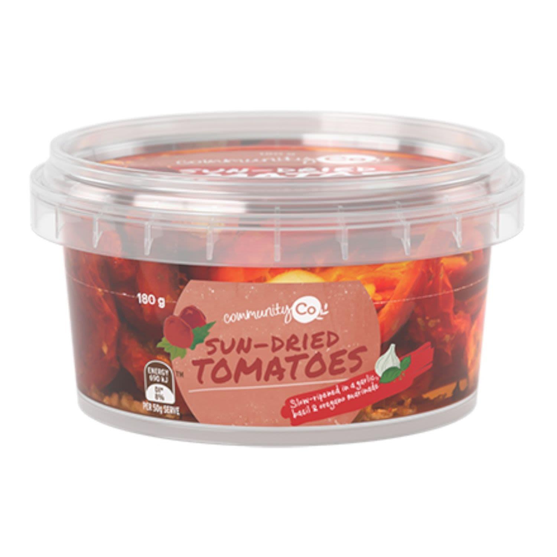 Community Co Semi Dried Tomato, 180 Gram