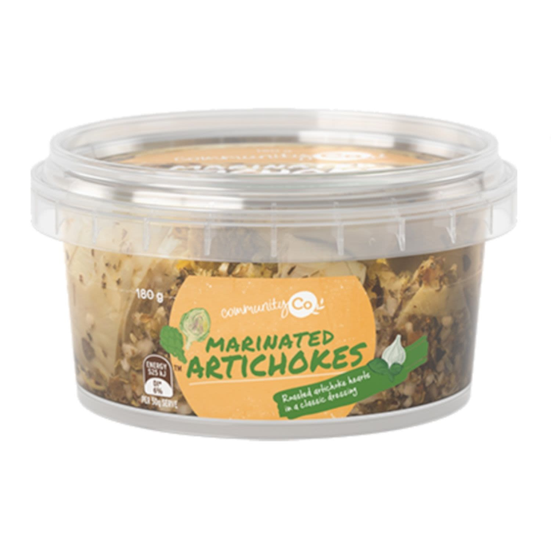 Community Co Herb & Oil Artichoke, 180 Gram