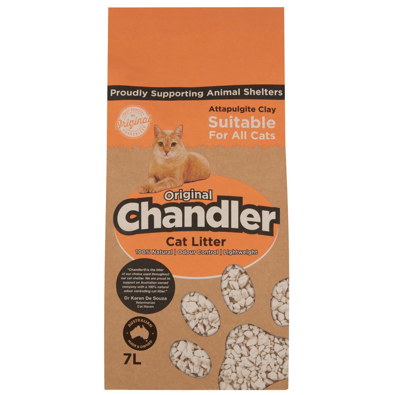 Chandler Cat Litter Original, 7 Litre