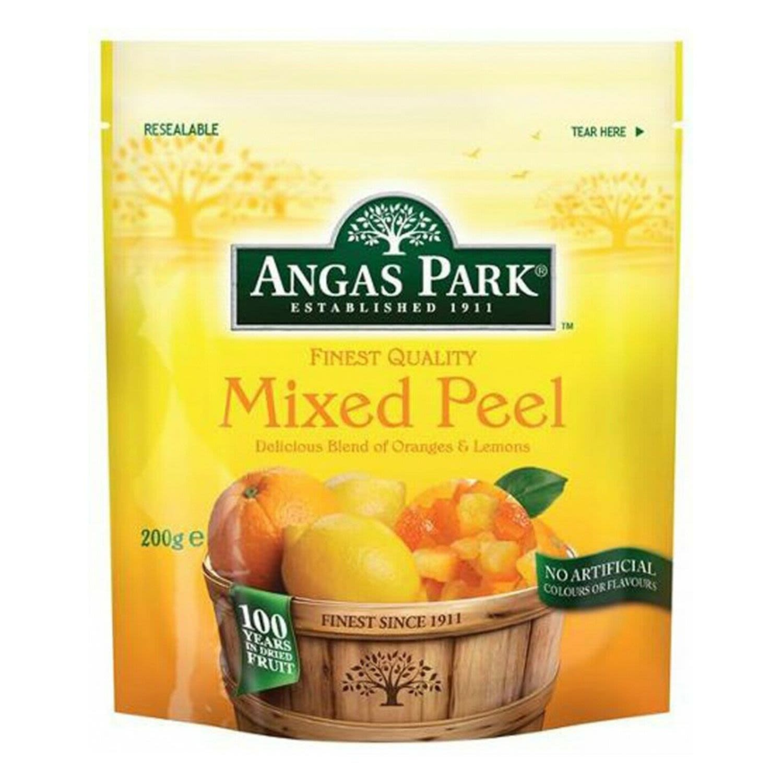 Angas Park Mixed Peel, 200 Gram